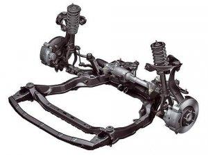 Ремонт подвески и ходовой автомобиля